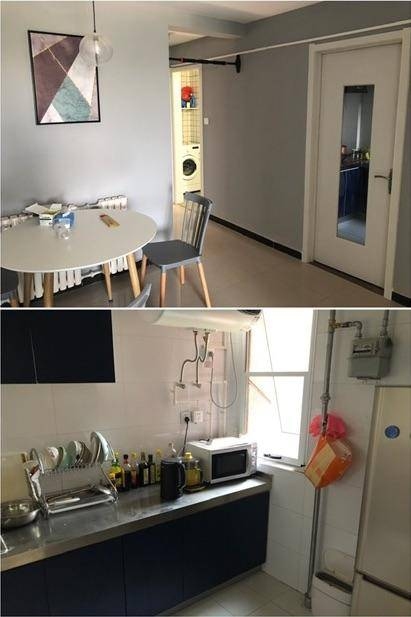 Beijing-Haidian-Master room,Sublet,Shared Apartment